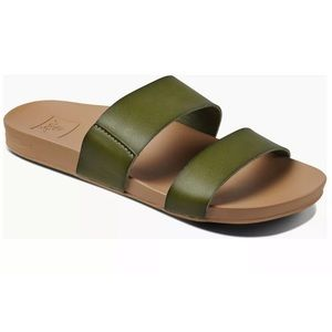 Reef Cushion Bounce Vista Slide Sandals